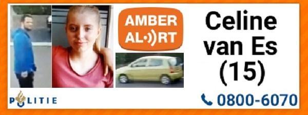 Amber Alert Celine