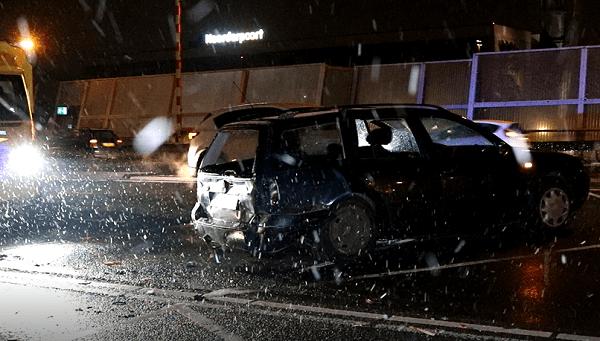 Oprit Vanaf Julianaplein Naar Assen Afgesloten Door Ongeval Update