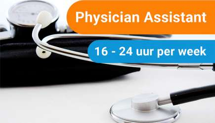 Vacature - Physician Assistant 16-24 uren per week